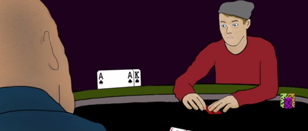 POKER ANIMATION